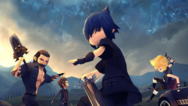 Final Fantasy XV Pocket Edition Launch Date Set for February 9th