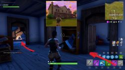 Fortnite Battle Royale Anarchy Acres Main Mansion Loot Chest