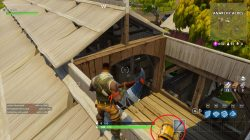 Fortnite Battle Royale Loot Chest at Longer Barn Anarchy Acres