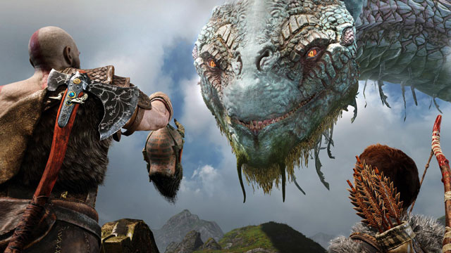 God of War 2018 Release Date Revealed, New Story Trailer