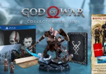 God of War Collector's, Stone Mason, Digital Deluxe & Preorder Bonuses
