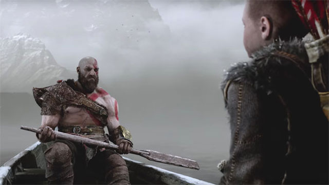 God of War Creative Director Explains Importance of Boats in the Game