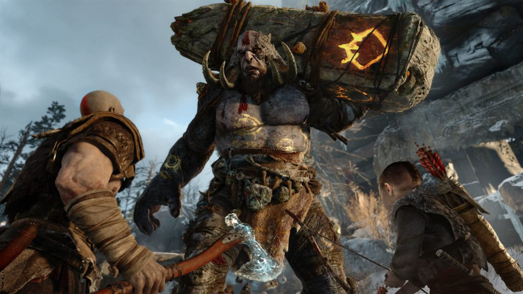God of War Leviathan Ax Explained by Lead Gameplay Designer