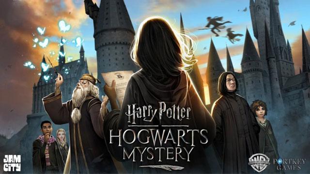 Harry Potter Hogwarts Mystery Mobile Game Teaser Trailer Revealed