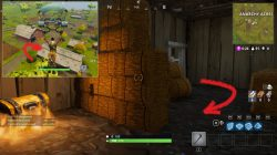 Hidden Loot Chest at Anarchy Acres Zone Fortnite Battle Royale