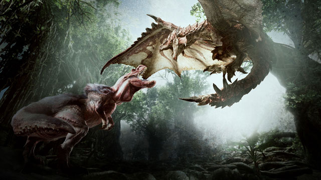 Monster Hunter World Debuts in First Place of UK Sales Chart