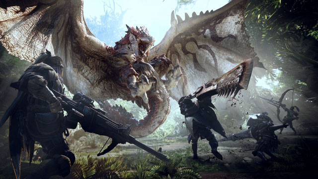Monster Hunter World Having Matchmaking Issues on Xbox One
