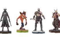 PlayStation Launching Series of Amiibo-Like Character Figurines