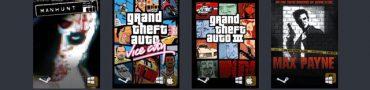 Rockstar Humble Bundle Offers GTA, Manhunt, Max Payne, & More