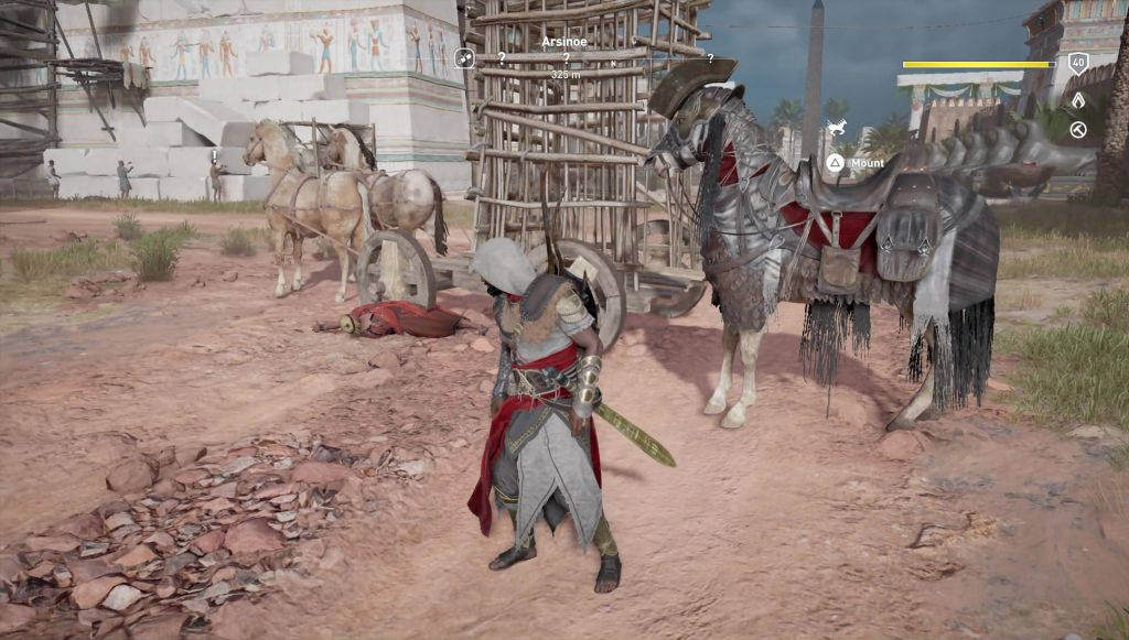 ac origins hidden ones legendary mount hammer of ptah