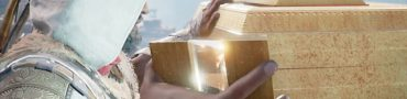 ac origins shards from a star quest