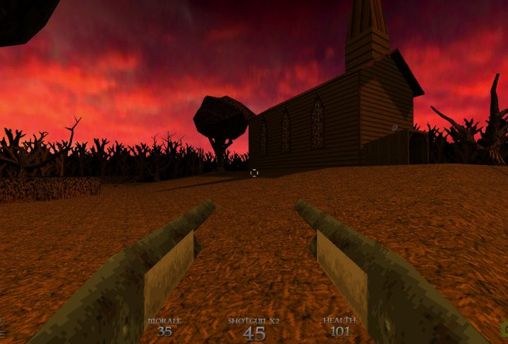 dusk early access preview