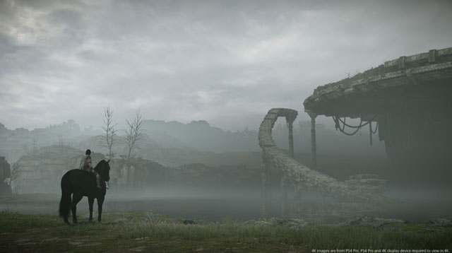 first impressions SOTC remake