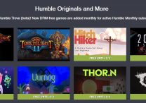 humble trove free games