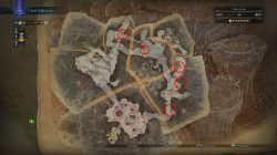 monster hunter world coral bone locations