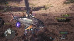 monster hunter world how to catch fish