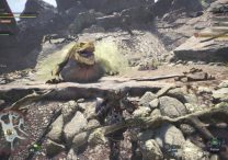 monster hunter world investigate unknown monster tracks