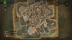 monster hunter world pink parexus locations
