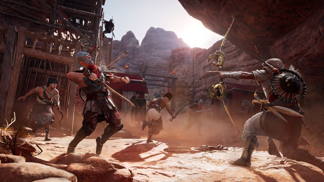 Assassin's Creed Origins Getting New Game Plus Mode