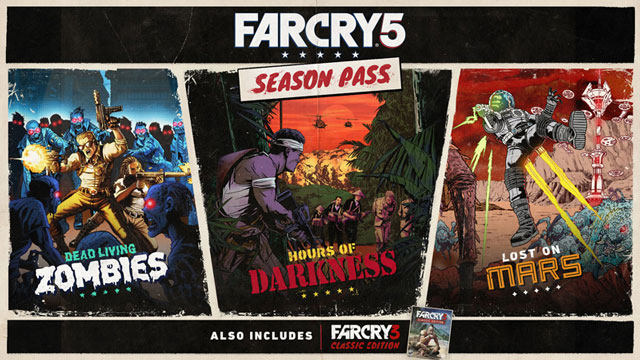 Far Cry 5 Season Pass Details & Story Trailer Revealed