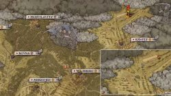 Treasures of the Past Ancient Map 3 loc