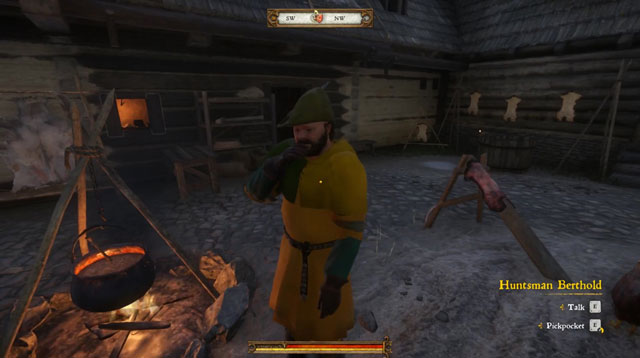 Kingdom Come Deliverance Bird in the Hand Quest Still Bugged