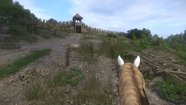 Kingdom Come Deliverance Gear Marked as Stolen in Die is Cast Quest