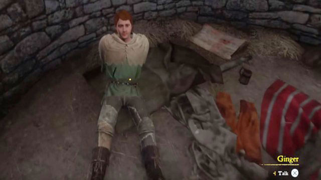 Kingdom Come Deliverance Ginger in a Pickle Bug Fix - How to Start the Quest