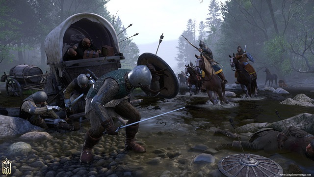 Kingdom Come Deliverance Questions & Answers Quest Bug Workaround
