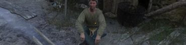 Kingdom Come Deliverance Rob the Rich Quest Vagabond in Pillory Bug
