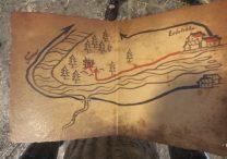 Kingdom Come Deliverance Treasure Map XI location
