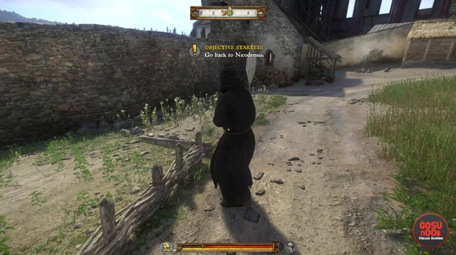 Kingdom Come Deliverance Weeds Quest Possibly Bugged for Some