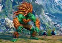 Street Fighter V Arcade Edition Getting Blanka on February 20th