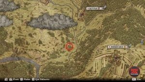 kingdom come deliverance all that glisters mineshaft location