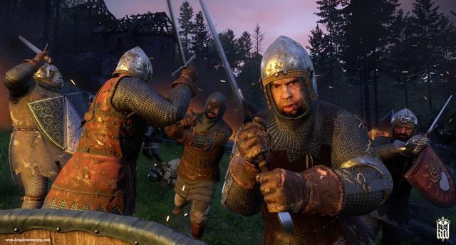 kingdom come deliverance bastard sword longsword
