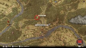 kingdom come deliverance siege quest where to find herbalist