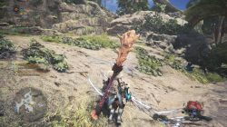 monster hunter world investigate the three elder dragon tracks