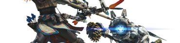 monster hunter world proving event aloy's armor bow