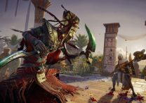 Assassin's Creed Origins Curse of the Pharaohs Launch Trailer Revealed