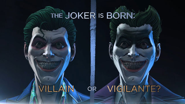 Batman Enemy Within Season Finale Trailers Show Two Different Jokers