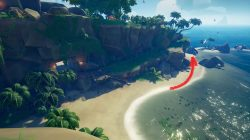 Crook's Hollow Duelling Crabs Location Sea of Thieves