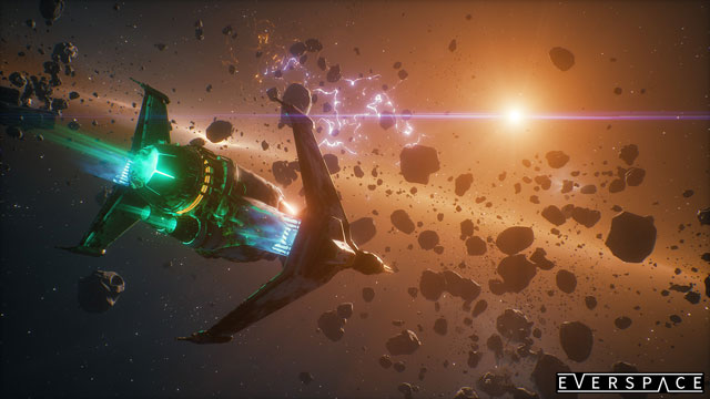 Everspace Coming To PlayStation 4 in May, Including Galactic Edition
