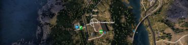 Far Cry 5 Silo Locations - Light 'Em Up Side Mission in John's Region