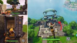 Flush Factory Search Chest Week 4 Challenge Fortnite BR