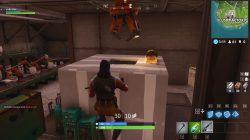 Flush Factory White Room Chest Location Battle Royale
