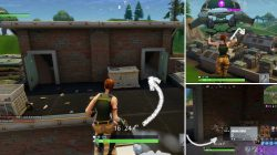 Fortnite BR Junk Junction Brick House Chest
