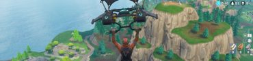Fortnite BR Land on Different Bullseyes Locations Weekly Challenge