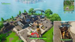 Fortnite Chest Locations in Flush Factory