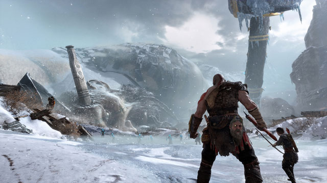 """God of War Director Discusses Lore in New """"Behind the Myths"""" Video"""