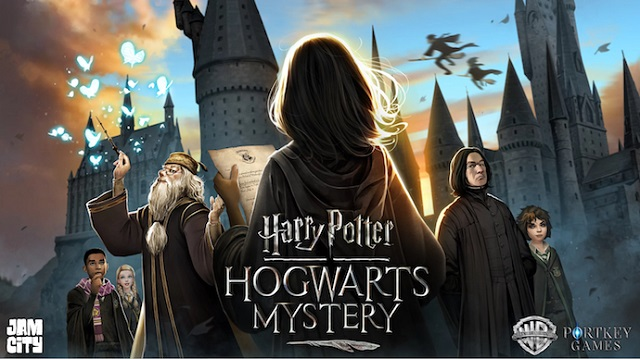 Harry Potter Hogwarts Mystery New Trailer Shows Off Gameplay